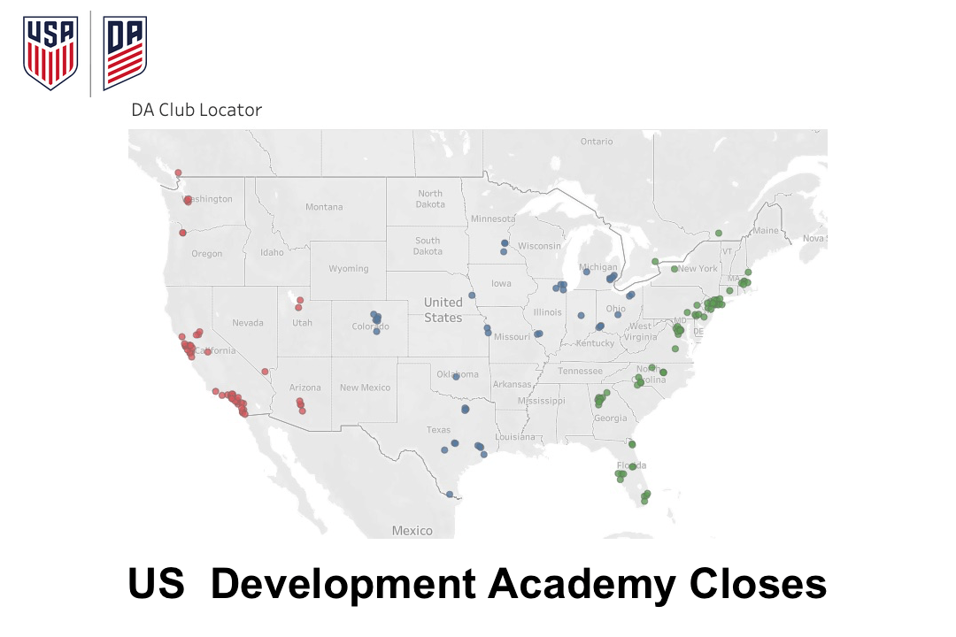 US Soccer Development Academy